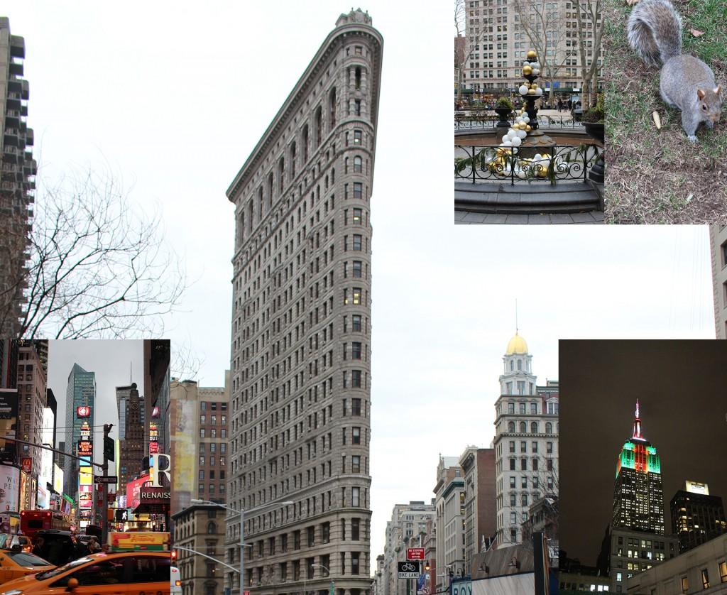 New York - Tag 1