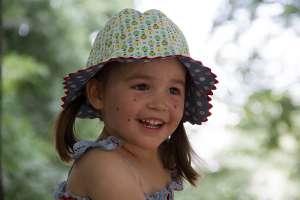 Kinder-Sommerhütchen von Pattydoo