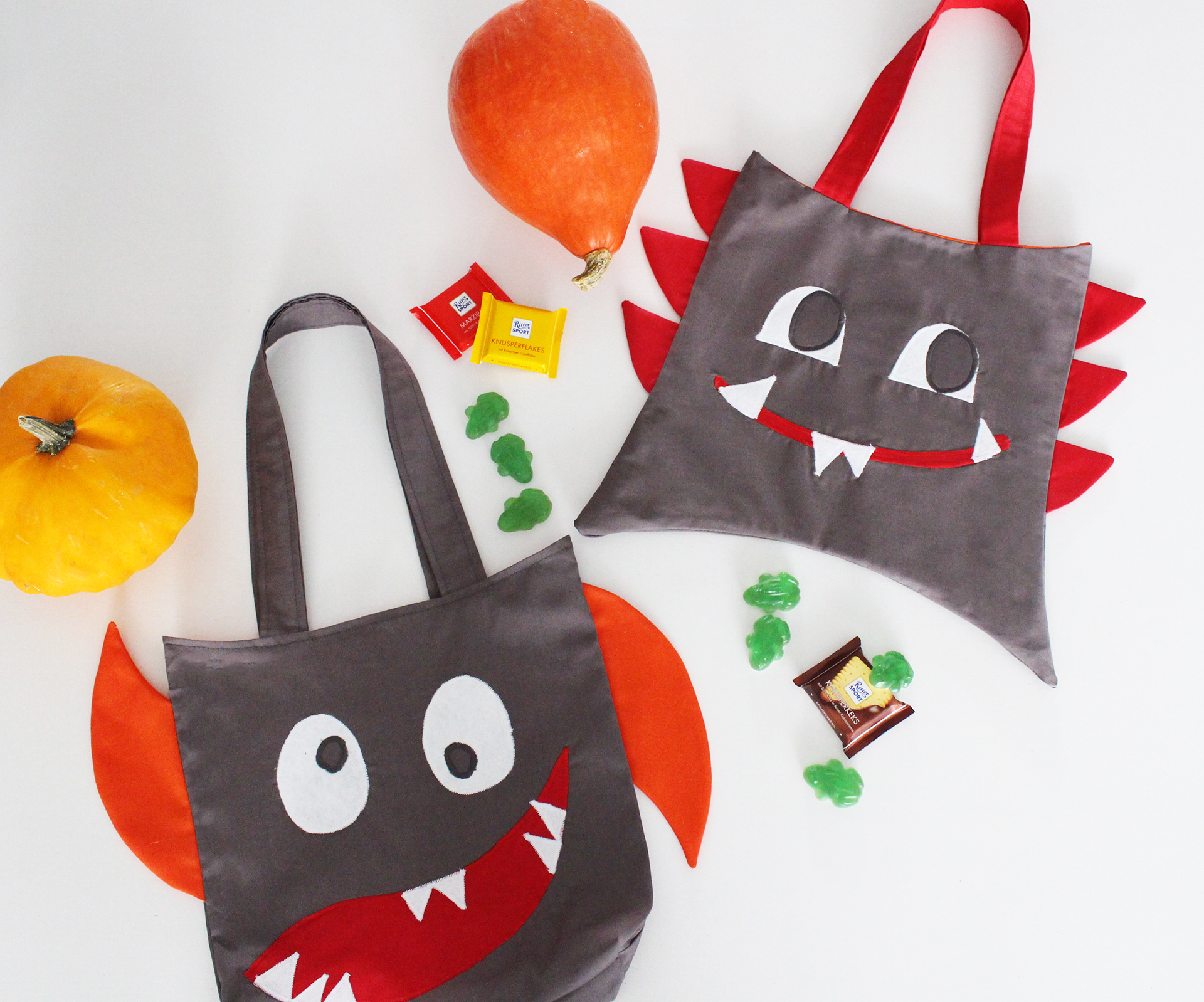 Freebook Monsterbag für Kinder