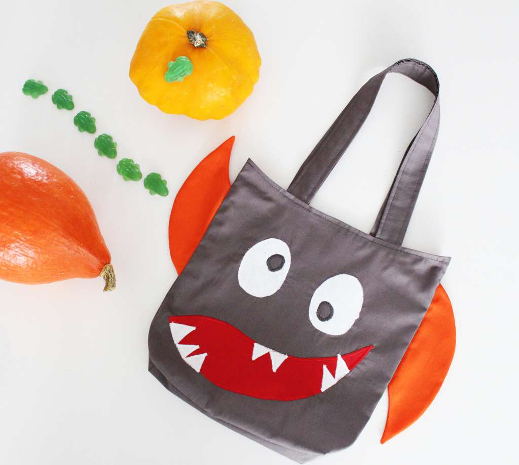 Freebook Monsterbag