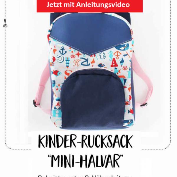 Rucksack Mini-Halvar