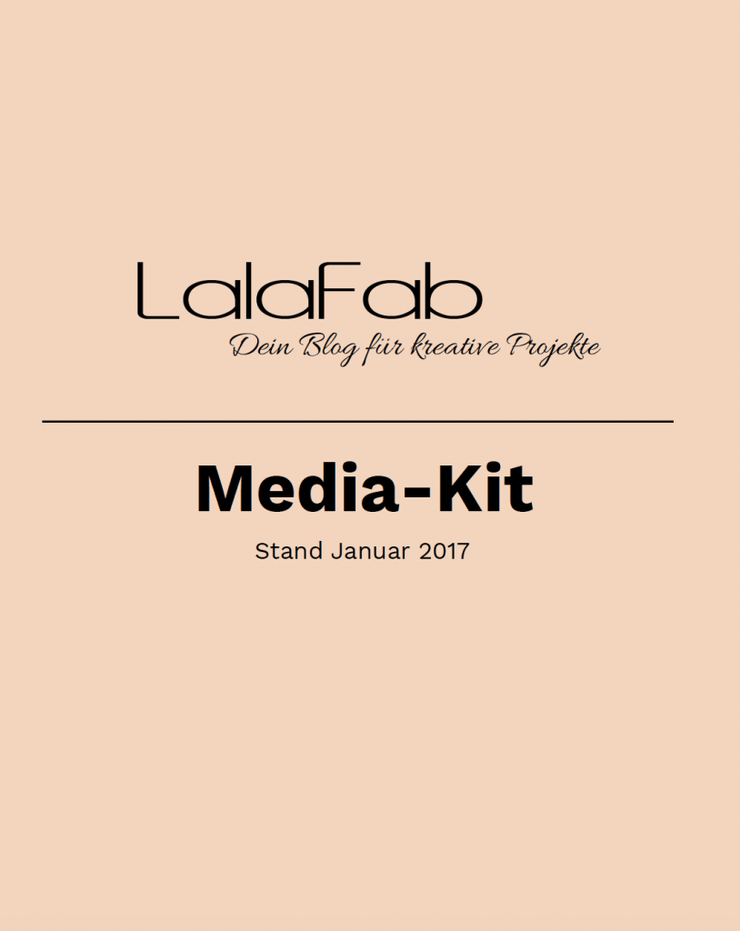 LalaFab Media Kit