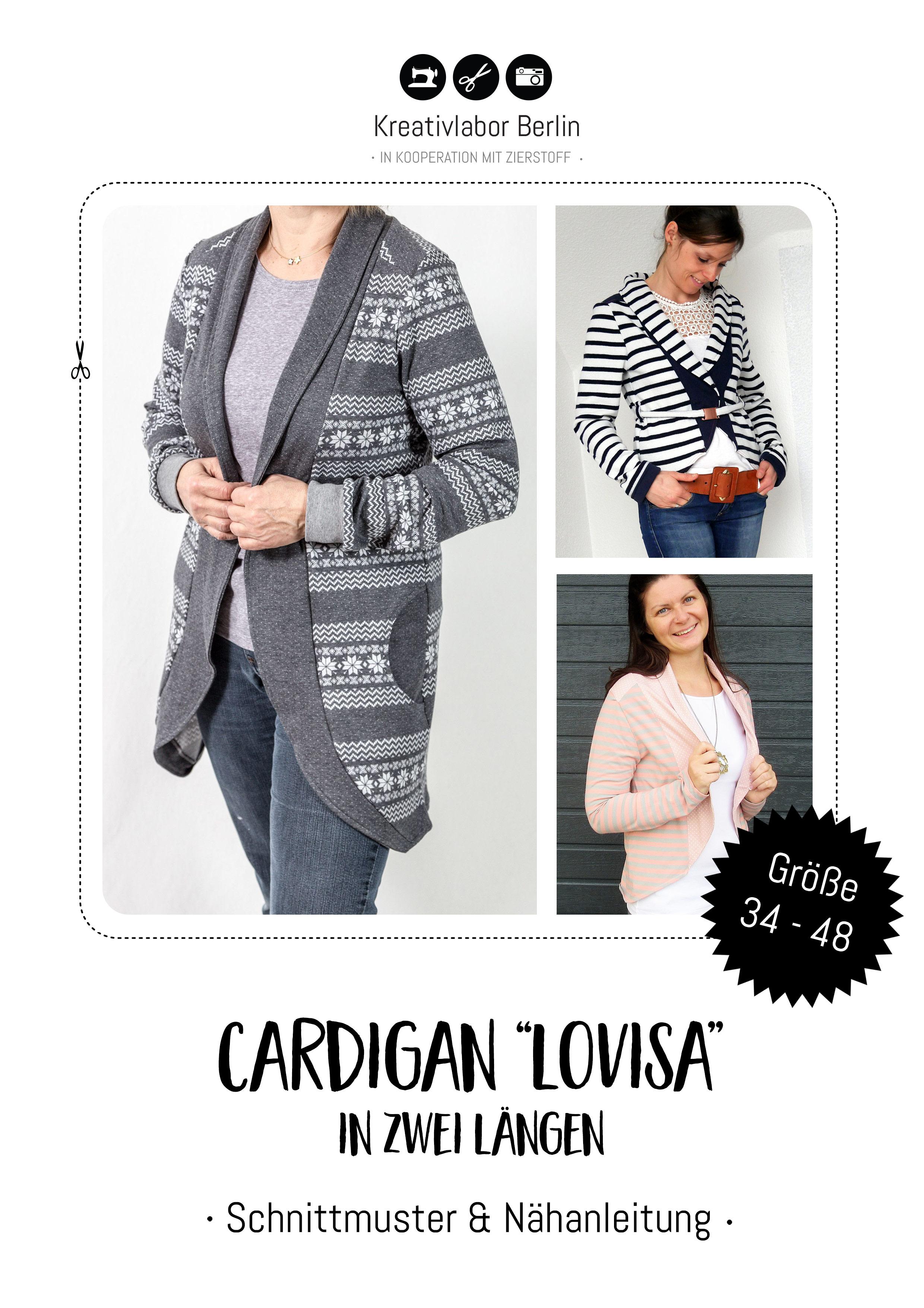 Ebook – Cardigan Lovisa