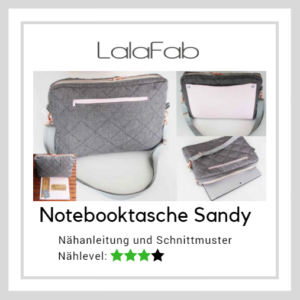 Notebooktasche Sandy