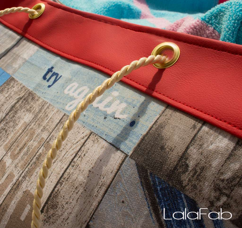 LalaFab_Strandtasche