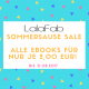 Sommersause Sale – Alle Ebooks für je 2 €!