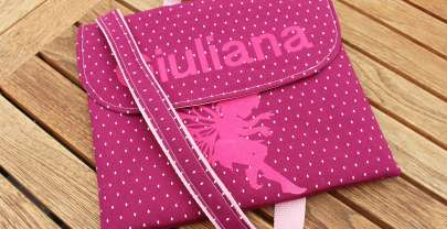 "Freebook Kindergartentasche ""Giuliana"""