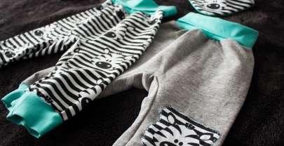 Babyset Zebra