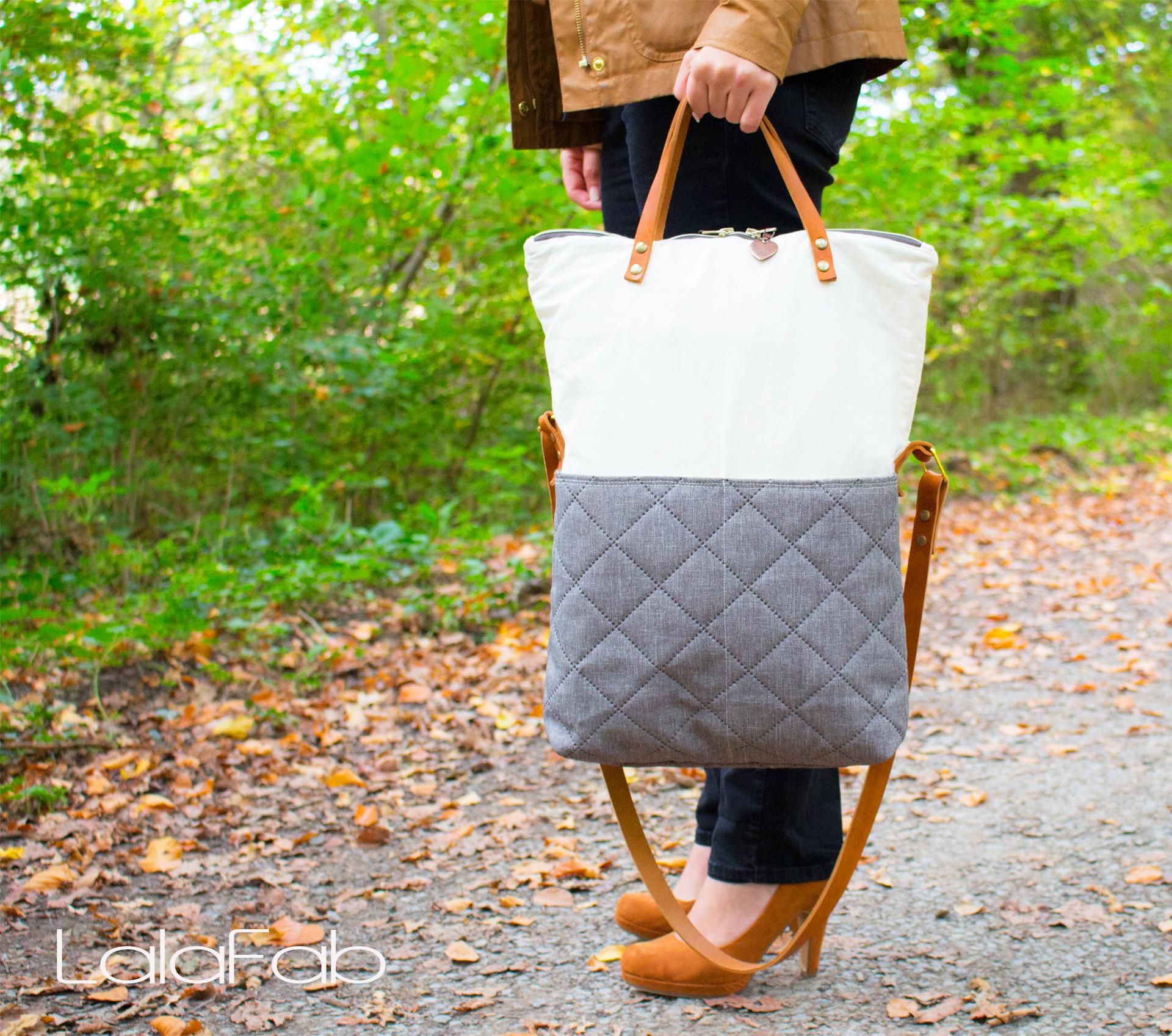 Tasche Carry – ein süchtig machender Schnitt!