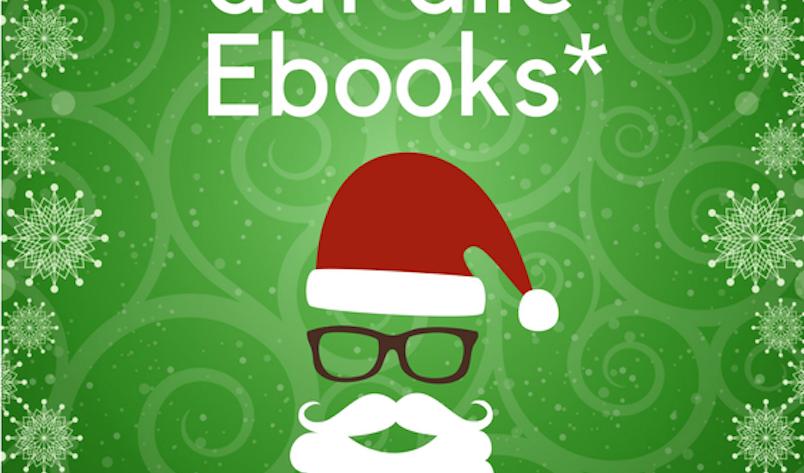 Weihnachtsspecial: 30% Rabatt auf alle Ebooks im Shop