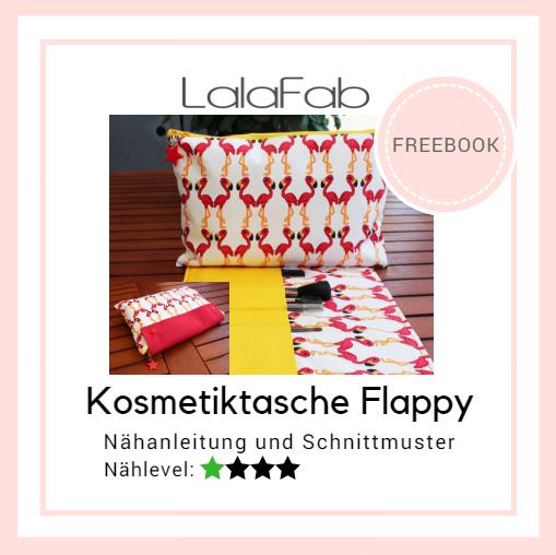 Kosemtiktasche Flappy