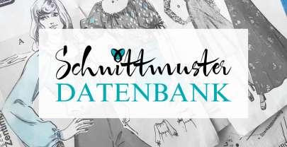 Nähcommunity – Schnittmuster Datenbank
