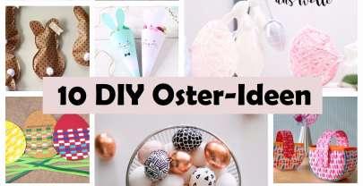 10 DIY Oster-Ideen