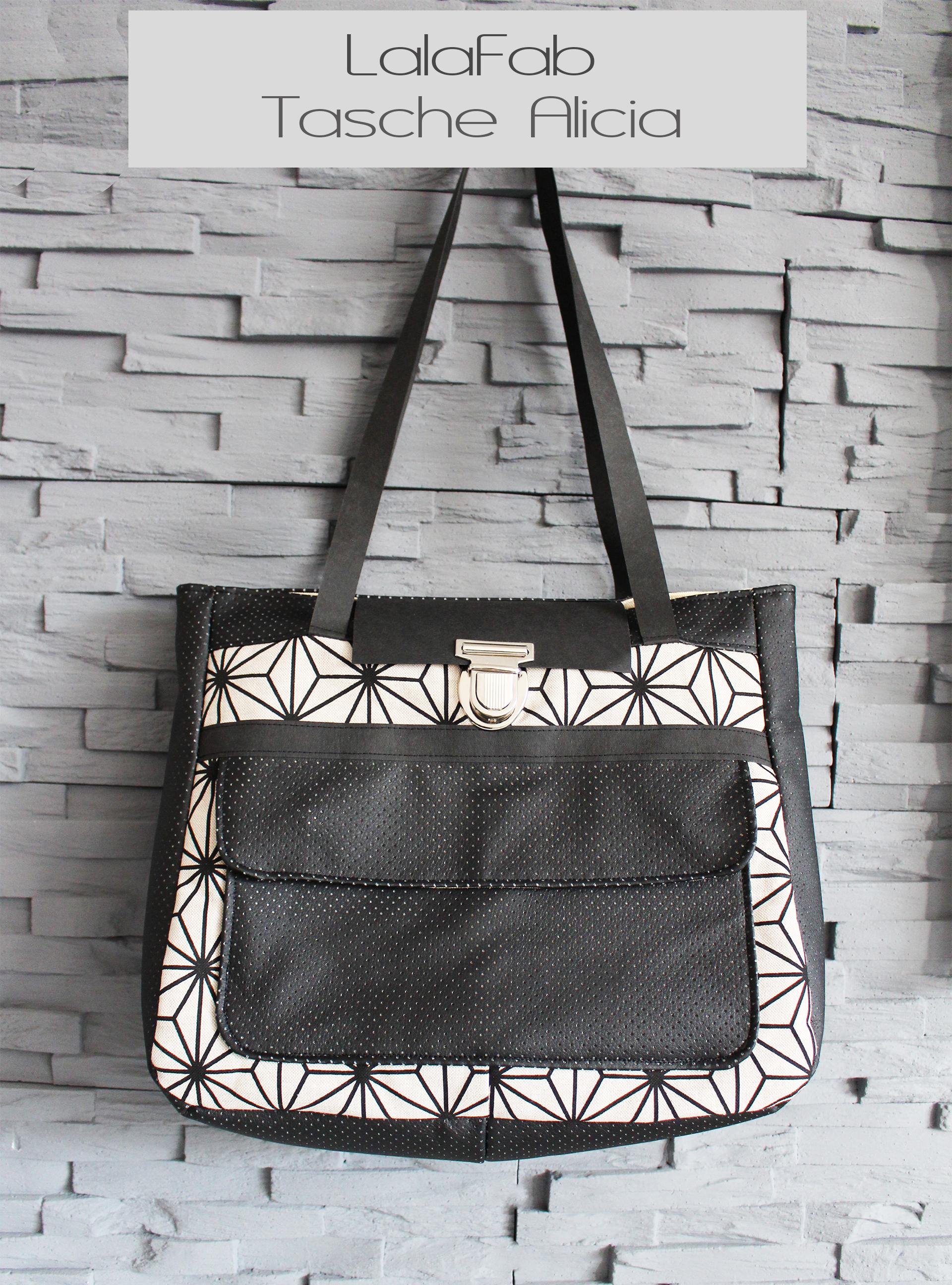 Probenäher gesucht: Handtasche Alicia