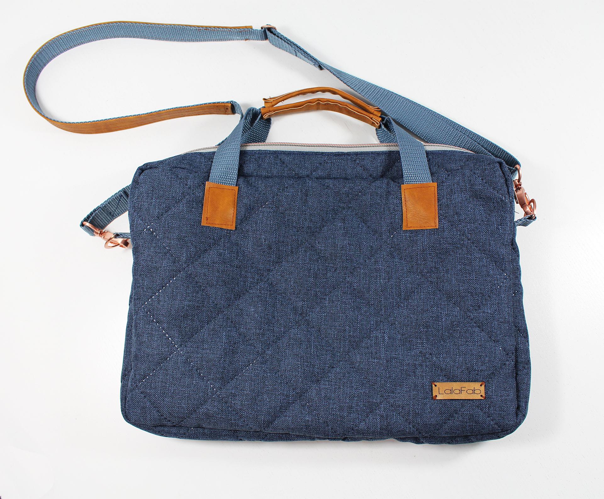 Weitere Variante der Notebooktasche Sandy
