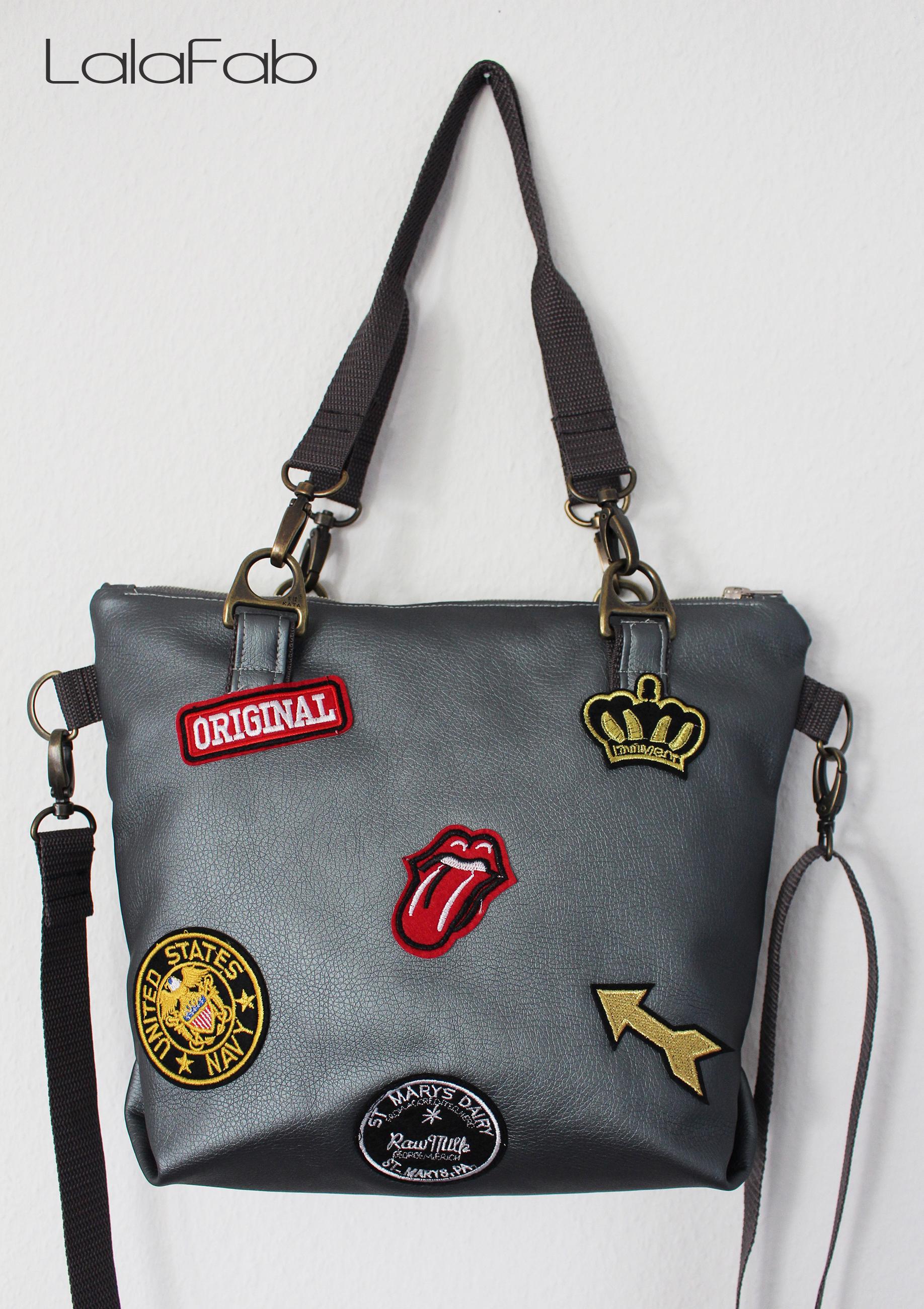 Orivia rocks! Eine weitere Variante des Taschen Freebooks.