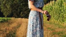 Sommerkleid Ava