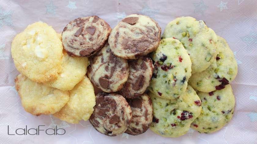 Einfache Keksrollen – 1001 Variationsmöglichkeiten
